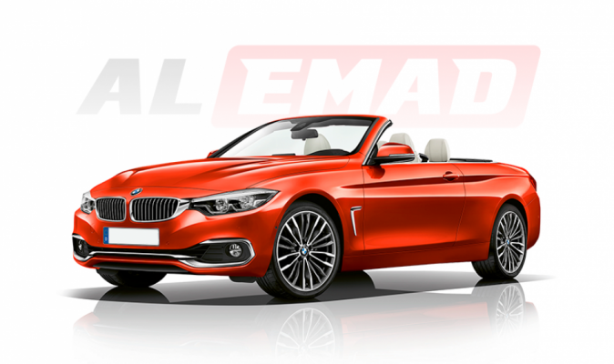BMW 4-Series Convertible 2018