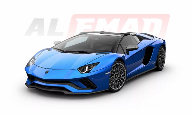 Lamborghini Aventador Coupe 2018